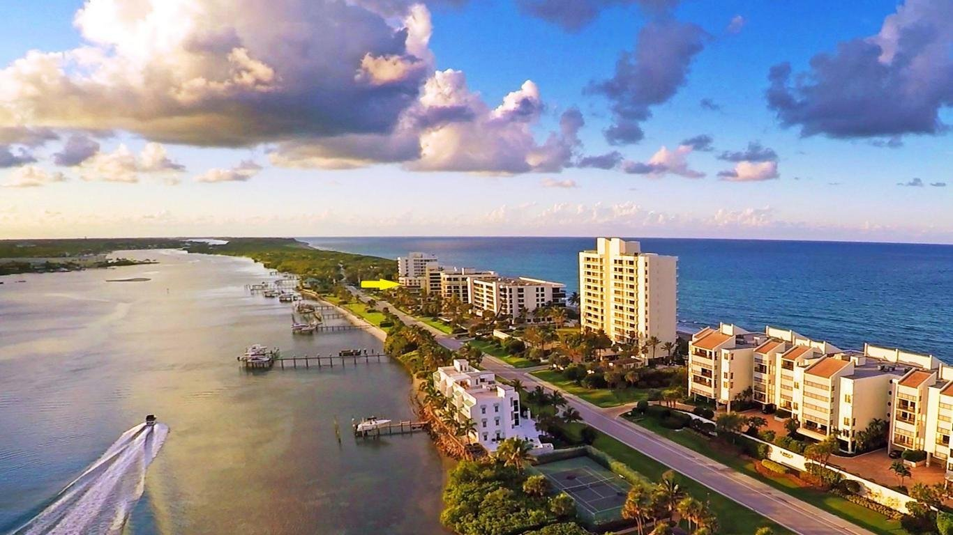 Jupiter Island Oceanfront Condos for sale